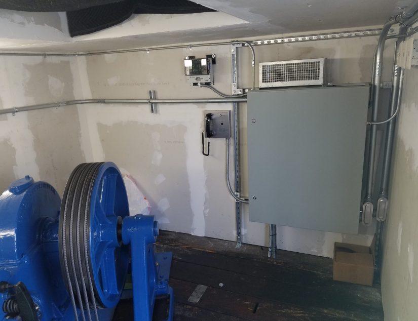 Elevator Motor Modernization