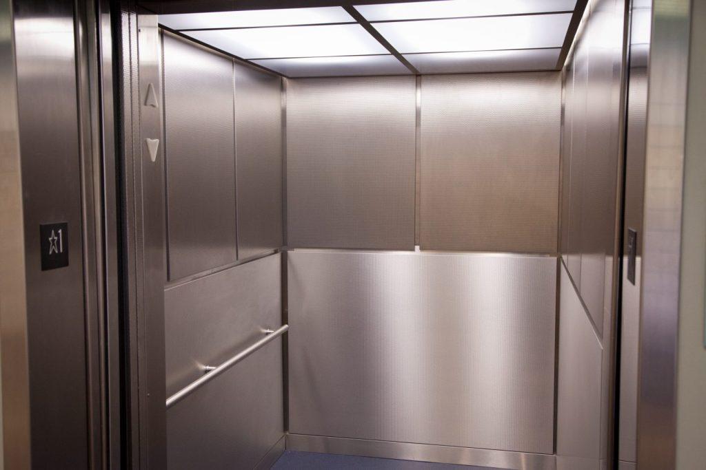 Sleek New Elevators at UC Berkeley - San Francisco