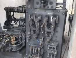 Front Side of DC Elevator Controller