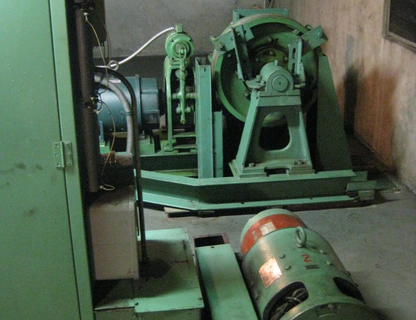 Old DC generators Modernization